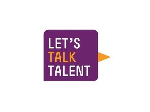 Let's Talk Talent Ltd - Consultancy