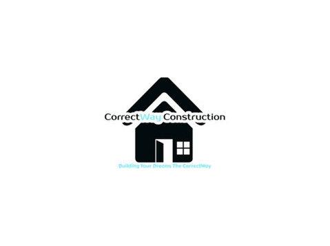 Correctway Construction - Builders, Artisans & Trades