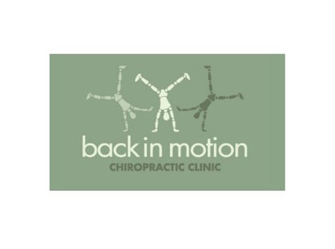 Back in Motion Chiropractic Clinic - Alternative Healthcare