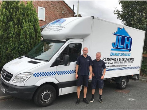 Jonathans Light Haulage - Removals & Transport
