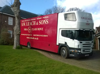 S W Leach & Sons (1) - Removals & Transport