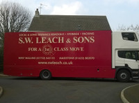 S W Leach & Sons (2) - Removals & Transport