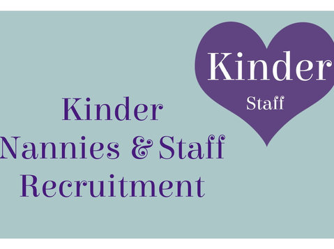 Kinder Nannies & Staff Ltd. - Wervingsbureaus