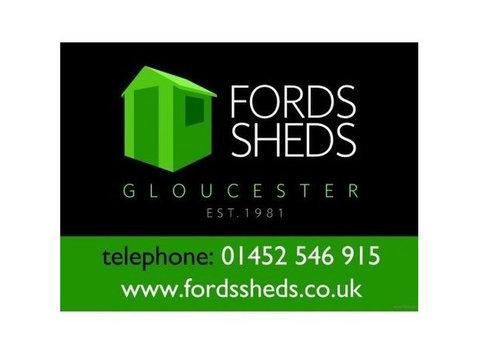 Fords Garden Buildings - Home & Garden Services
