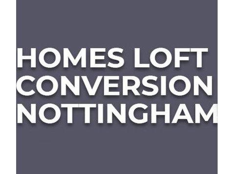 Homes Loft Conversion Nottingham - Home & Garden Services