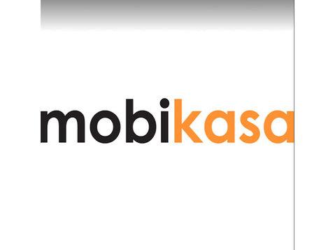 Mobikasa - Webdesign