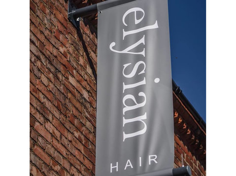 Elysian Hair Salon - Kappers