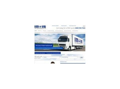 Imove International Removals - Removals & Transport