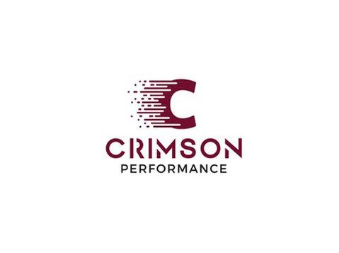 Crimson Performance - Bike Fit Manchester - Cycling & Mountain Bikes