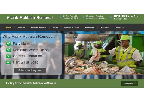 Frank Rubbish Removal - Cleaners & Cleaning services