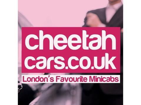 Cheetah Cars - Taxi Companies