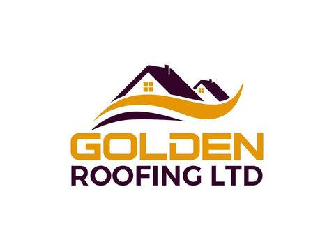 golden roofing ltd. - Roofers & Roofing Contractors