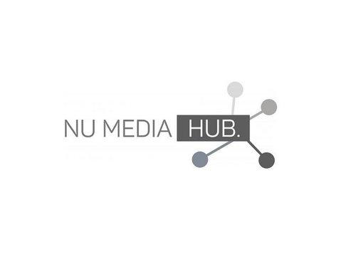 NU MEDIA HUB - Webdesign