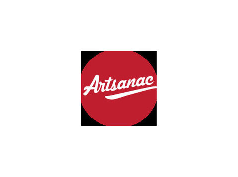 Artsanac Limited - Webdesign