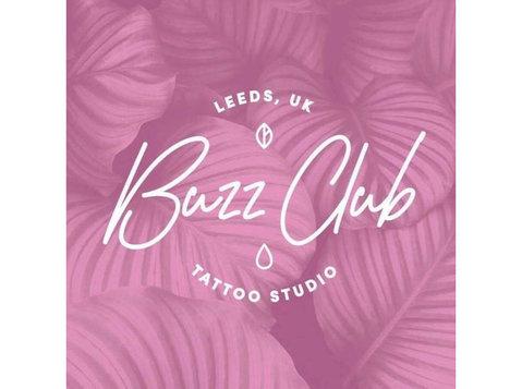 Buzz Club - Tattoo Shop Leeds - Beauty Treatments