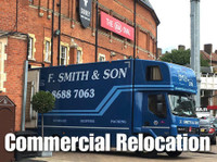 F Smith & Son (croydon) Ltd (2) - Relocation services