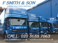 F Smith & Son (croydon) Ltd (8) - Relocation services