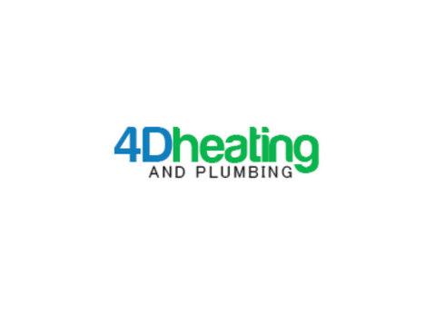 4D Heating and Plumbing - Υδραυλικοί & Θέρμανση