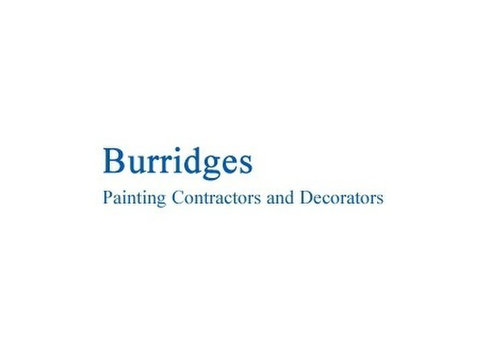 Burridges Painting Contractors & Decorators - Painters & Decorators