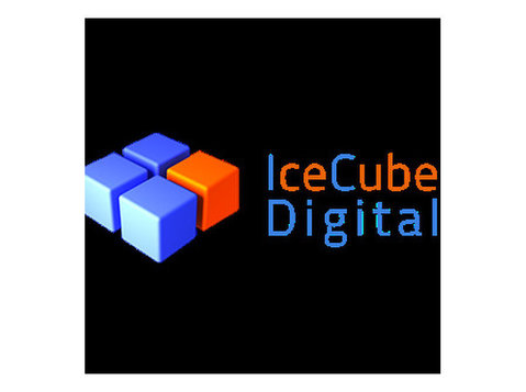 Icecube Digital - Webdesign