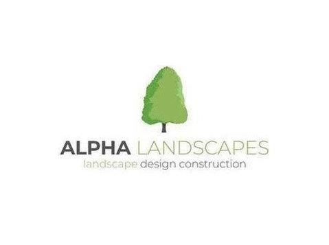 Alpha Landscapes - Gardeners & Landscaping