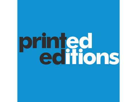 Printed Editions - Museums & Galleries