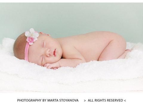 Marta Stoyanova, Baby Photographer - Photographers