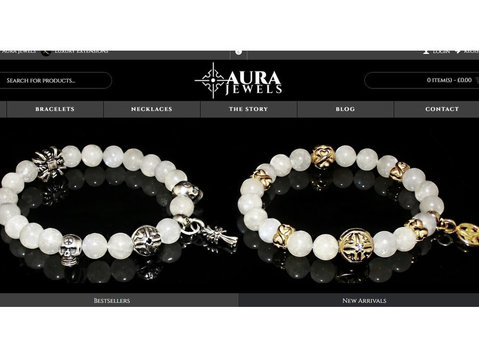 Aura London Jewels - Sieraden