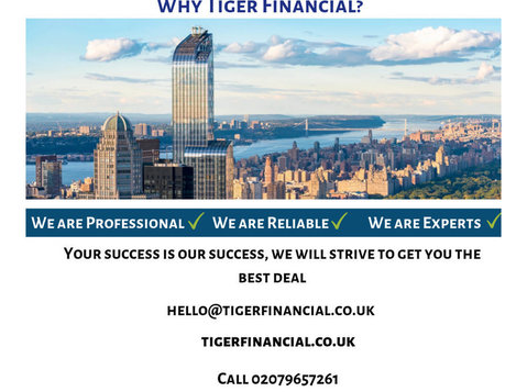 Tiger Financial - Mortgages & loans