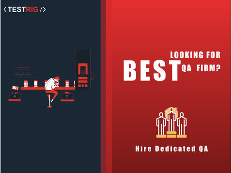 testrig technologies-top qa and software testing company - Consultancy
