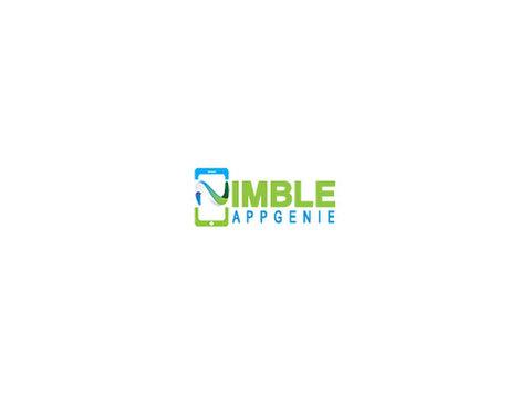 nimble appgenie - Webdesign