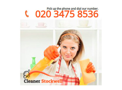 Cleaning Services Stockwell - Cleaners & Cleaning services