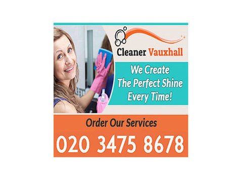 House Cleaning Vauxhall - Cleaners & Cleaning services