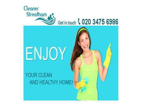 Domestic Cleaner Streatham - Schoonmaak