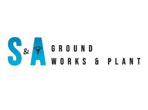 S&a Groundworks & Plant Ltd - Building & Renovation