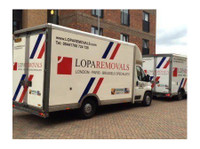 Lopa Removals Ltd - Removals & Transport