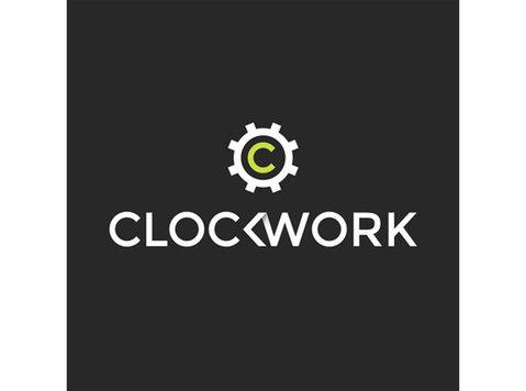 Clockwork Design Ltd - Webdesign