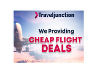 Traveljunction (1) - Flights, Airlines & Airports