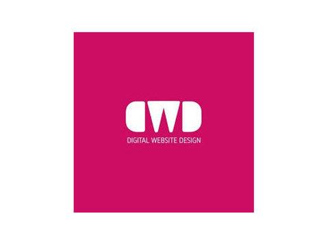 Digital Website Design - Webdesign