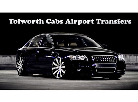 Tolworth Cabs Airport Transfers - Taxi Companies