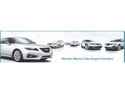 Morden Merton Cabs Airport Transfers - Taxi Companies