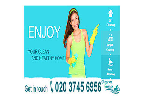 Barnes Cleaners - Cleaners & Cleaning services