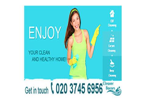 Barnes Cleaners - Schoonmaak