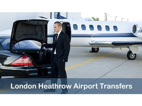 London Heathrow Airport Transfers - Taxi Companies