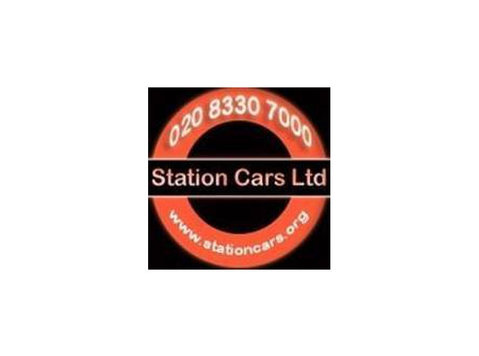 Station Cars Ltd - Taxi Companies