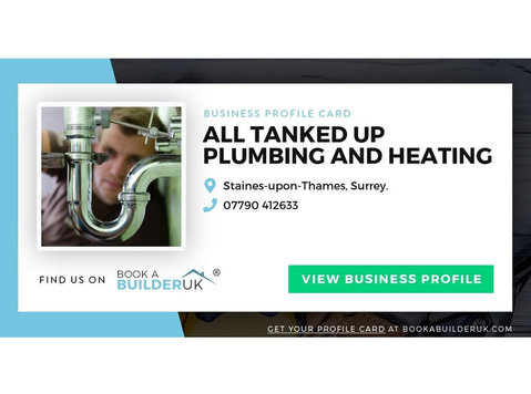 All Tanked Up Plumbing & Heating - Plumbers & Heating