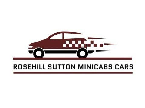 Rosehill Sutton Minicabs Cars - Taxi Companies