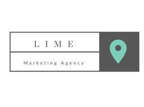 LIME Marketing Agency - Webdesign