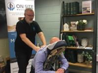 On Site Massage Co (1) - Wellness & Beauty