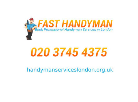 Handyman Services London - Plumbers & Heating